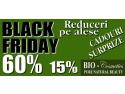 De Black Friday, aproape 1000 de produse la reducere