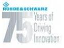 centru activitate. Rohde & Schwarz - 75 de ani de activitate