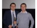 """Z Spot Media obtine premiul pentru """"Cel mai bun vanzator HP LFP 2008""""  pentru segmentul plotere si printere large format"""