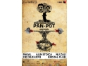 alin stoica. PAN-POT poster eveniment