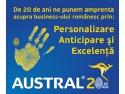 Austral - 20 de ani- brand romanesc