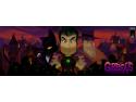 comic. GIBBOUS - A CTHULHU ADVENTURE - joc de aventură horror-comic, cu iz transilvănean