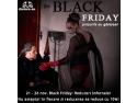 Reduceri de până la 70 % în campania Black Friday la CB Store