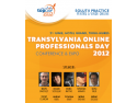 Certificate   Diploma for L D Professionals. Speed Networking la Transylvania Online Professionals' Day
