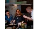 ceaiuri gourmet. Cursuri de gatit noi si sezonale la Societe Gourmet pentru primavara 2012