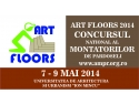 art floors. Profesionistii pardoselilor se intrec la Art Floors, in perioada 7 - 9 Mai 2014 la Universitatea de Arhitectura si Urbanism