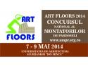 certificat de urbanism. Profesionistii pardoselilor se intrec la Art Floors, in perioada 7 - 9 Mai 2014 la Universitatea de Arhitectura si Urbanism