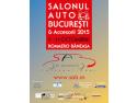 7 premiere naționale și automobile venite direct de la Frankfurt la Salonul Auto București și Accesorii 2015!