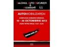 Lansare Salonul Auto Bucuresti si Accesorii 2013, 10 – 20 Octombrie, Romaero Baneasa!