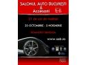 Lansare Salonul Auto Bucuresti si Accesorii, editia a 12-a internationala!