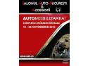 19 octombrie. Noutati Salonul Auto Bucuresti & Accesorii, 19 - 28 Octombrie Romaero Baneasa.