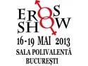 Gina Maican. Pierre Woodman vine la Eros Show 2013 alaturi de vedetele pentru adulti Misha Cross si Gina Devine!