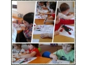 desen modelaj. Gradinita ELITE incurajeaza dezvoltarea copilului prin desen