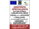 Publicare Anunturi Fonduri Europene - Mediapress Advertising