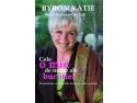 """Elena MANOLE. Lansare unei cărţi excepţionale:  Katie Byron, """"Cele o mie de nume ale bucuriei. """""""