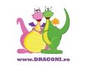 Lasa-ti copilul sa invete in joaca cu dragoni.ro!