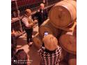 Virgil Ianțu a primit cadou de ziua lui un baric cu vin de la Budureasca cafea gourmet