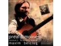 Preafrumoase : file de muzica cu Maxim Belciug la Teatrul Nottara