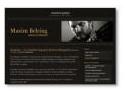 Chitara si frumos pe noul site www.maximbelciug.ro
