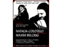 recital de canto. Recital extraordinar de vioară şi chitară la Ateneul Român