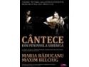 peninsula arabica. Cantece din peninsula siberica, cu Maria Raducanu si Maxim Belciug