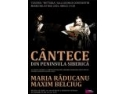 andreea raducan. Cantece din peninsula siberica, cu Maria Raducanu si Maxim Belciug