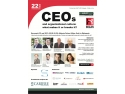 ceos. Conferinta HART HR Strategic - 22 mai