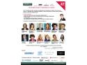 Ultimele zile de inscriere la Conferinta - Diversitatea de gen in leadership-ul romanesc