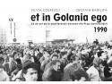 Piata Universității, 1990 - mulțimea îngenunchează la rugăciunea Tatăl Nostru