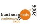 Roger Greenaway, Sid Jacobson si Robin Stuart Kotze -  speakeri la a treia editie business-edu