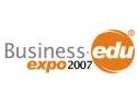 Miercuri – 25 aprilie incepe targul interactiv de training Business-Edu Expo!