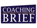 campanie newsletter. S-a lansat newsletter-ul de Coaching:  Coaching Brief