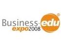 Ce gasesti la Targul Anual de Training - Business-Edu Expo 2008?