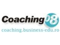 fundamentele coaching-ului. Despre viitorul coaching-ului, responsabilitate si inspiratie la Coaching 08