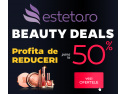 Beauty Deals - reduceri pana la 50% pe Esteto.ro cloud
