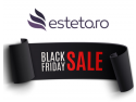 Black Friday 2018 la Esteto campanie sms