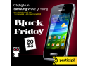 reduceri de pret. Castiga un smartphone si fii la curent cu marile reduceri de preturi de Black Friday 2013