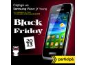 reduceri de preturi. Castiga un smartphone si fii la curent cu marile reduceri de preturi de Black Friday 2013