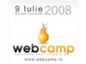 hosting web. Webcamp - maraton web 3.0