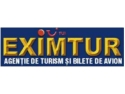 Vanzarile turistice Eximtur, la nivel european
