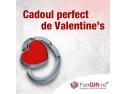 Sarbatoreste dragostea cu FunGift.ro - cadouri de Ziua Indragostitilor