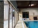 magazin de piscine. O piscina construita de catre specialistii Piscinacasei.ro