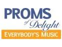 """ora 19h00. """"PROMS of Delight EASTER EDITION 2007"""" - concert transmis live in Piaţa George Enescu, 9 aprilie 2007, ora 19.00"""