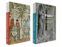 """obiecte de patrimoniu. """"Pictura murala maramureseana"""",autor Anca Bratu si """"Piatra in patrimoniul romanesc"""", autor Iulian Olteanu - Editura ACS, 2015"""
