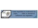 Promoţie Legis – 100% reducere a taxei de licenţiere