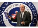 ES. Ambasadorul Marii Britanii Paul Brummell