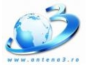 Antena 1. Antena3, pe locul 4 in topul televiziunilor in luna mai