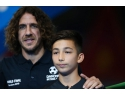 La doar 12 ani, este cel mai bun jucator de fotbal din lume! afaceri online