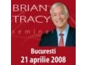 prima oara. Brian Tracy pentru a doua oara in Romania!