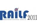 Ultimele noutati din cadrul RAILF 2011